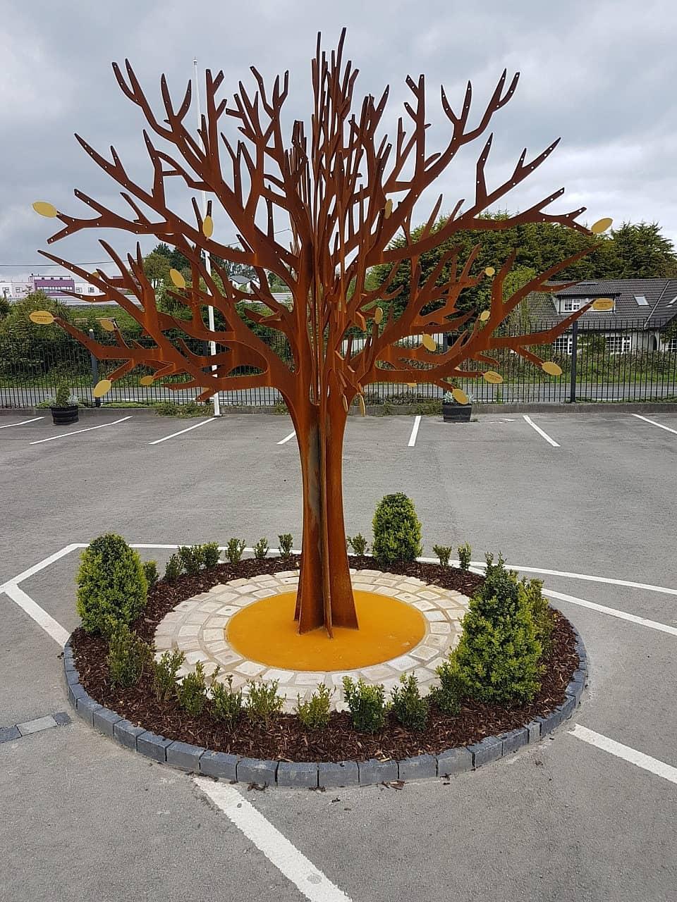 memorialtree or Wicklow Ireland